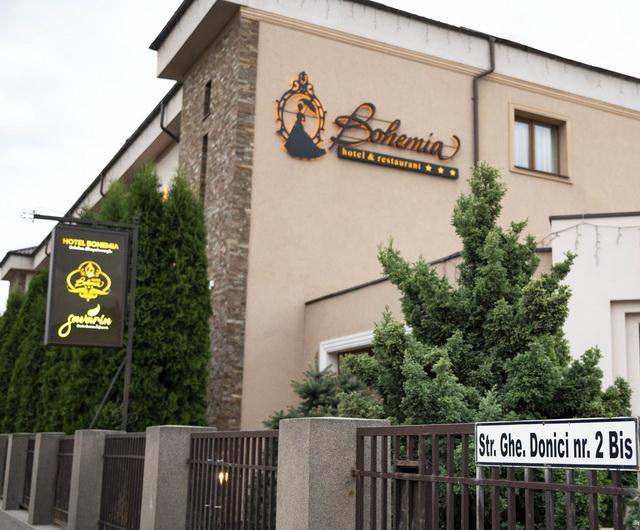 cazare la Hotel Bohemia Bacau