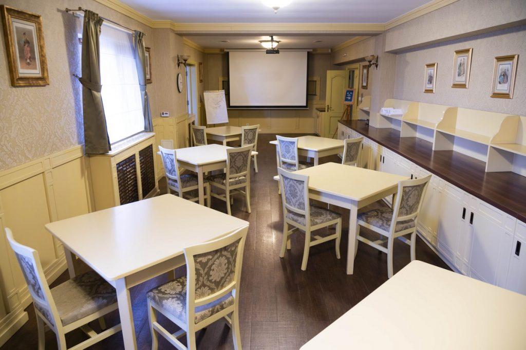 sala de conferinte Hotel Bohemia Bacau
