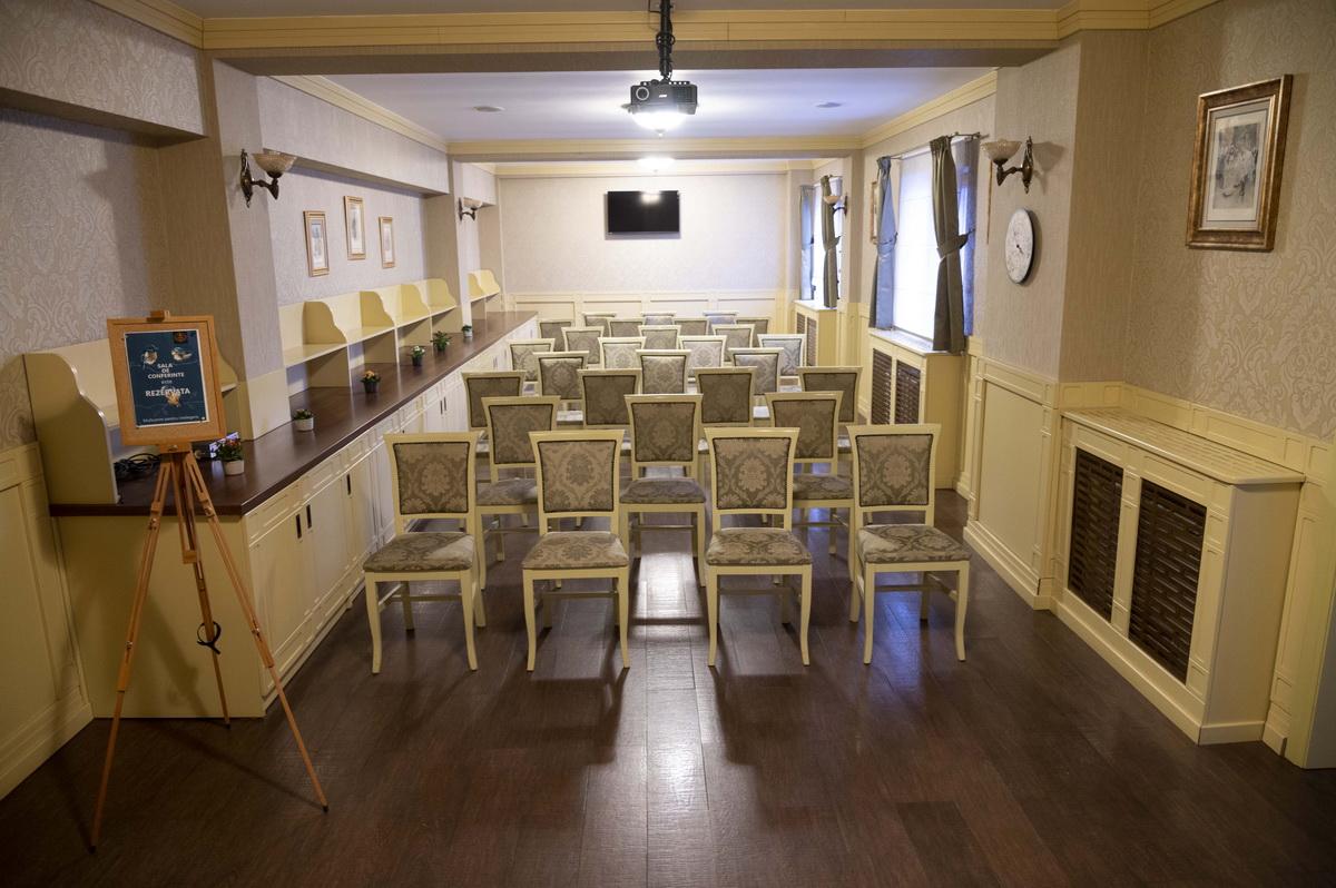 sala conferinte bacau