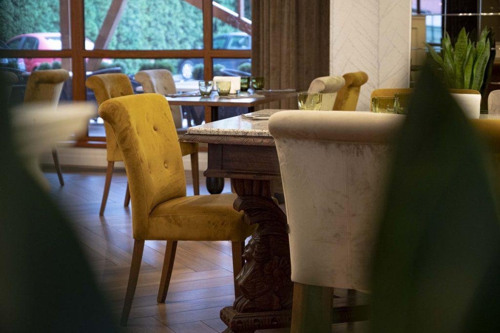 Restaurant Savarin Bacau